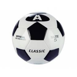 Balon de futbol Clasico de cuero sintetico marca Amaya