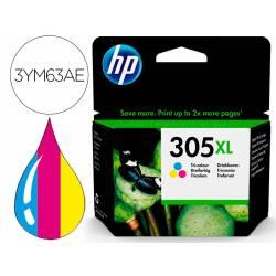 INK-JET HP 305XL DESKJET 1210 / 1212 / 1255 / 2732 / 2752 / 4155 / 4158 ENVY 6020 / 6052 /6055 / 6420 TRICOLOR 200