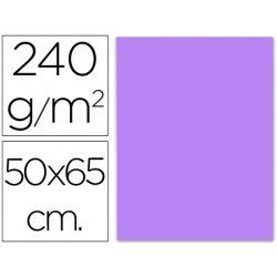 Cartulina Liderpapel lila 240 g/m2