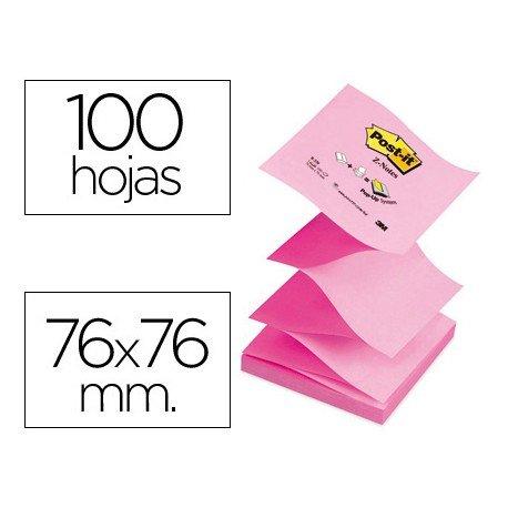 Post-it ® Bloc de notas adhesivas Z-Notes