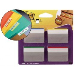 Index rigidos grandes inclinados Post-it ®