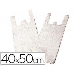Bolsa plastico camiseta