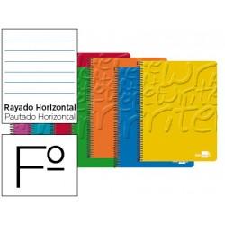 Bloc Liderpapel folio Write rayado horizontal