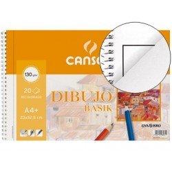 Bloc de dibujo Canson Din A4 espiral