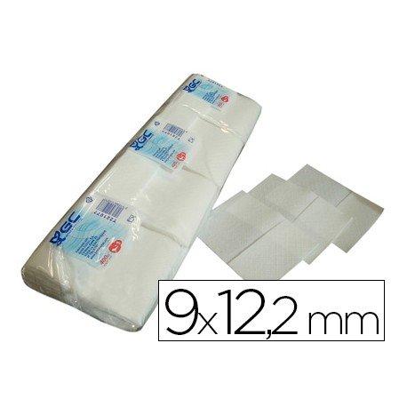 Servilletas mini servis blanca