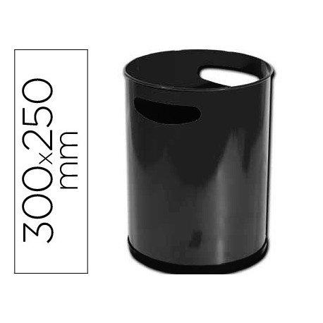 Papelera metalica Sie 25 litros