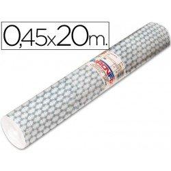 Aironfix Rollo Adhesivo 45cm x 20mt Cristal Apis