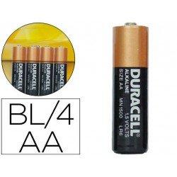 Pila alcalina Duracell AA