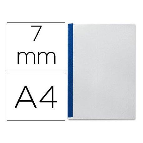 Tapa de Encuadernación Plastico Leitz A4 Azul 36/70 hojas