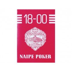 Baraja Poker Ingles y Bridge Nº18-00 Fournier