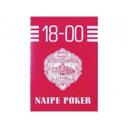 Baraja Poker Ingles y Bridge Nº18-00 Fournier