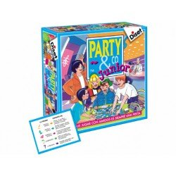 Juego de mesa Party and Co Junior Diset
