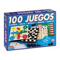 Juego de mesa 100 juegos reunidos Falomir Juegos