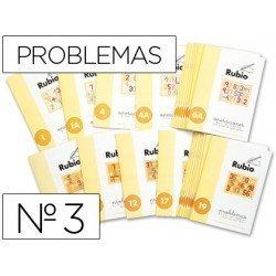 Cuaderno rubio problemas desarrollo intelectual nº 3