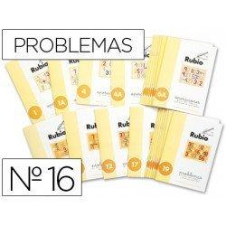 Cuaderno rubio problemas desarrollo intelectual nº 16