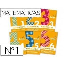 Cuaderno rubio conceptos y ejercicios matematicas evolucion nº 1