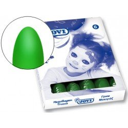 Barra maquillaje Jovi verde oscuro