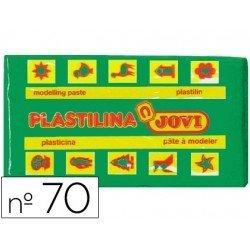 Plastilina Jovi verde claro pequeña