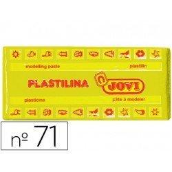 Plastilina Jovi Amarillo oscuro mediano