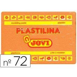 Plastilina Jovi Naranja grande