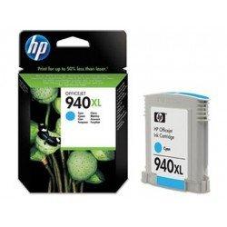 Cartucho HP 940XL Cian C4907A