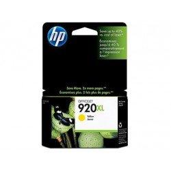Cartucho HP 920XL Amarillo CD974AE