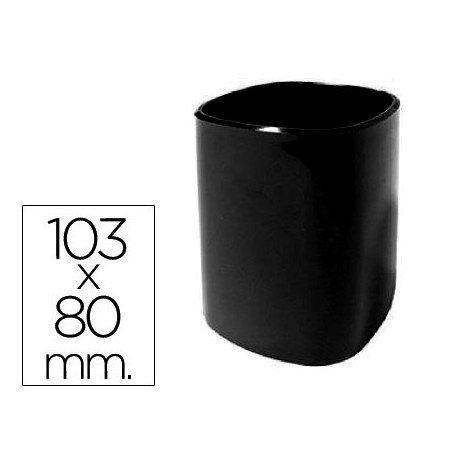 Cubilete portalápices Csp negro 102-N