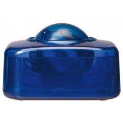 Portaclips plastico Q-connect Azul
