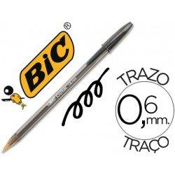 Boligrafo Bic Cristal X-Large Negro 0,64 mm