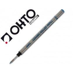 Recambio roller Ohto 0,5 mm azul