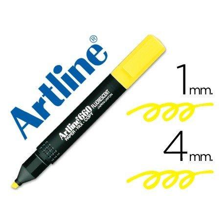 Rotulador Fluorescente Artline EK-660