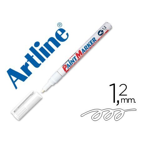 Rotulador Artline Paint Marker