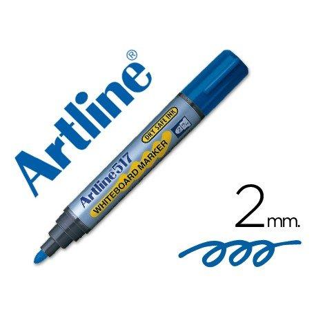 Rotulador Artline EK-517 azul