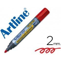 Rotulador Artline EK-517 rojo
