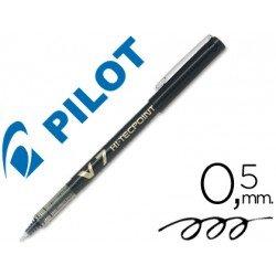 Rotulador Pilot V-7 0,5 mm Negro