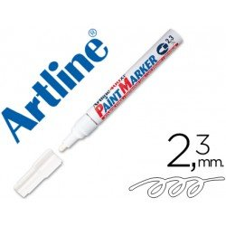 Rotulador Artline Paint Marker ultrapermanente