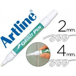 Rotulador permanente Artline Grout Pen