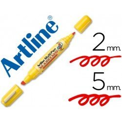 Rotulador Artline Multipen EMP-25 rojo