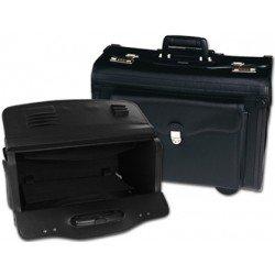 Portadocumentos Maletin Csp Negro 490x350x225 mm Ruedas