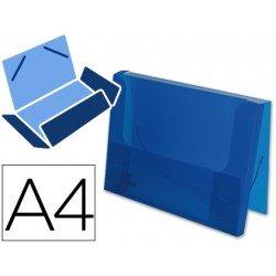 Carpeta lomo rigido Beautone Din A4 azul