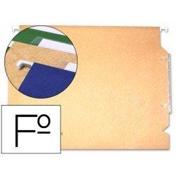 Carpeta colgante Gio con visor lateral folio