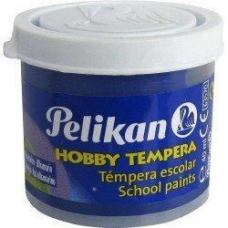 Tempera Pelikan azul 40 cc