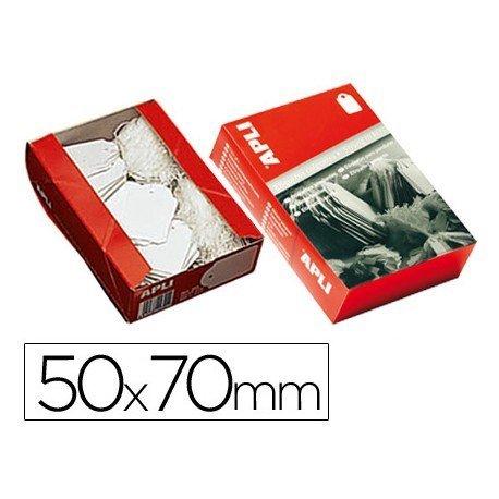 Etiquetas Colgantes Apli 396 50 x 70 mm