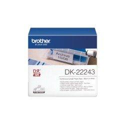 Etiquetas impresora Brother DK-22243