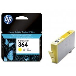 Cartucho HP 364 Amarillo CB320EE