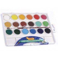 Acuarela Jovi estuche 18 colores