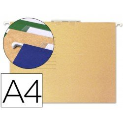 Carpetas colgante Gio A4 visor superior