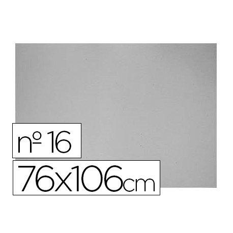 Carton gris Liderpapel Nº 16