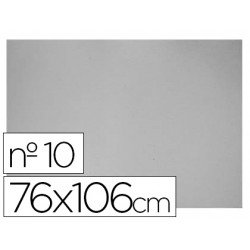 Carton gris Liderpapel Nº 10