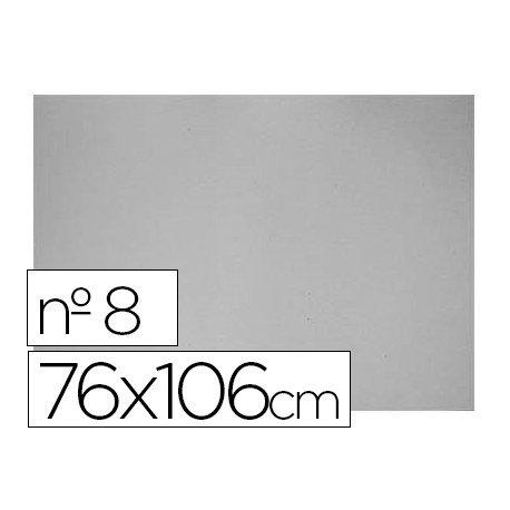 Carton gris Liderpapel Nº 8